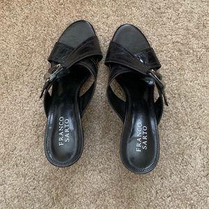 EUC Franco Sarto sandals